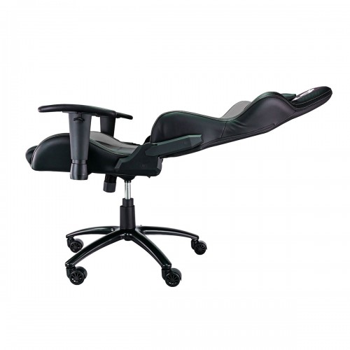 Talius silla Lizard v2 gaming negra/gris, 2D, butterfly, base metal, ruedas 60mm,