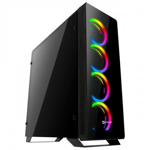 Talius caja Atx gaming Leviathan v2 led RGB USB 3.0