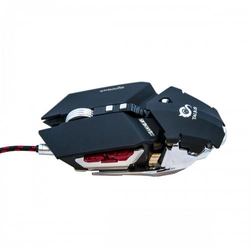 Talius raton gaming Nighthawk 4000DPI 8 botones USB black