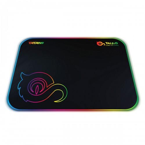 Talius alfombrilla gaming Tatami retroiluminada RGB