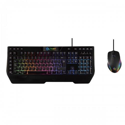Talius teclado + raton gaming Storm V.2 USB black