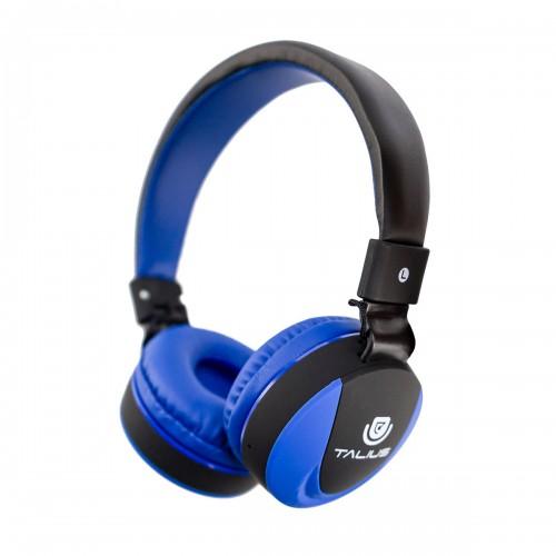 Talius auricular TAL-HPH-5005 con microfono dark-azul