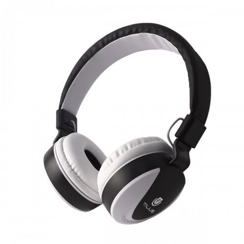 Talius auricular TAL-HPH-5005 con microfono blanco