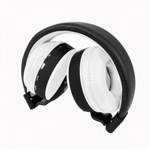 Talius auricular TAL-HPH-5006BT FM/SD bluetooth blanco