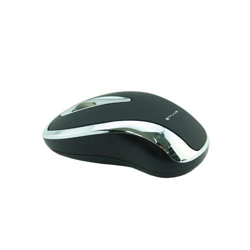 Ratón 605 óptico USB Negro