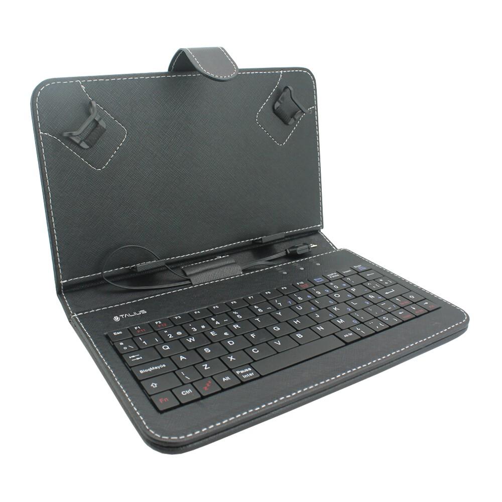 talius funda con teclado para tablet 7 pulgadas