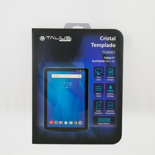 """Talius protector cristal templado 9,6"""" TAL-TG9001"""