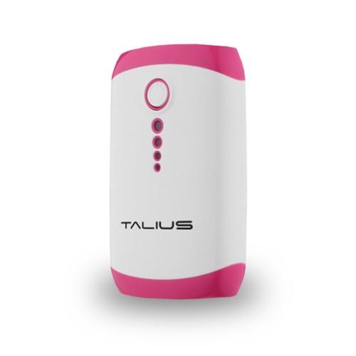 Talius bateria powerbank 4000mAh PWB4008 pink