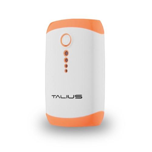 Talius bateria powerbank 4000mAh PWB4008 orange