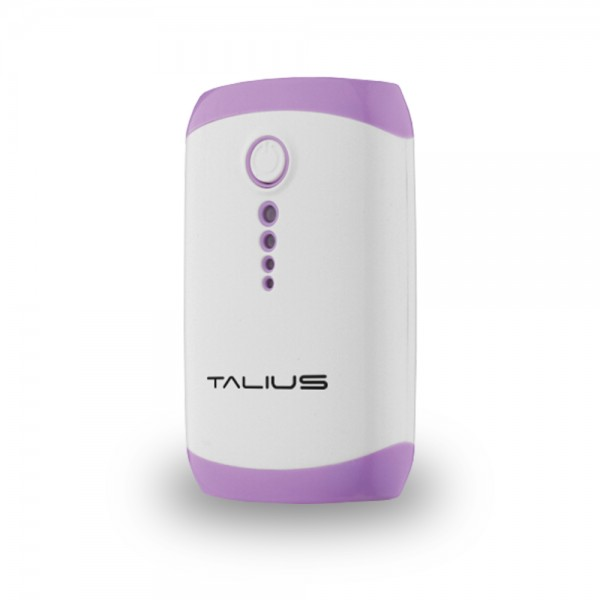Talius bateria powerbank 4000mAh PWB4008 purple