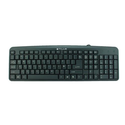Talius teclado 825 black USB