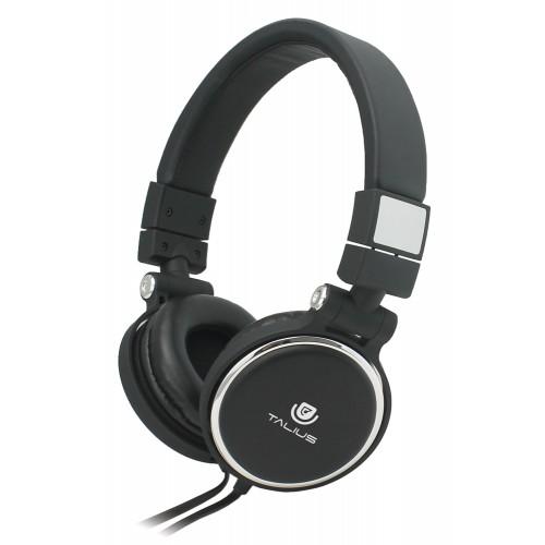 Talius auricular HPH-5001 con microfono black