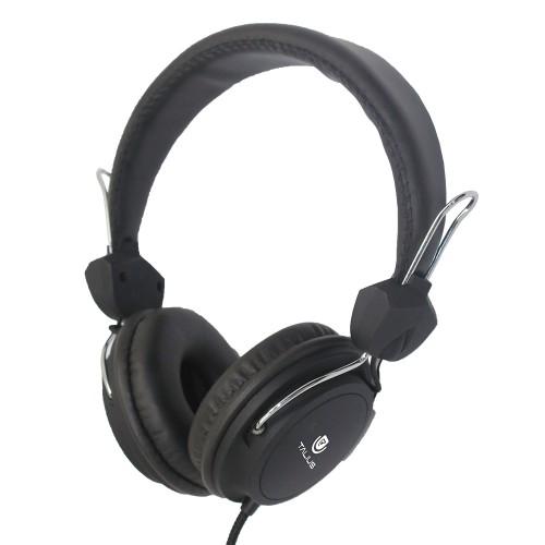 Talius auricular HPH-5002 con microfono black