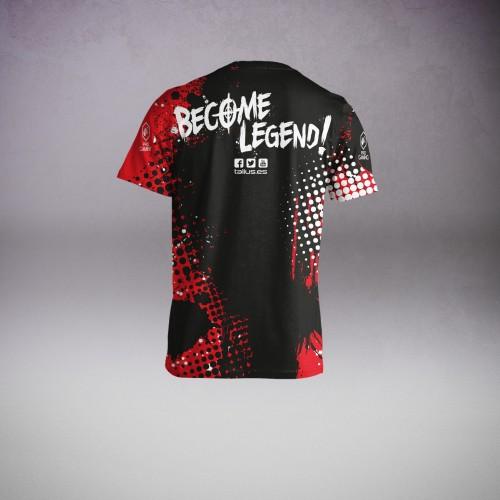 Talius Camiseta Técnica Sport Gaming Solution T.L