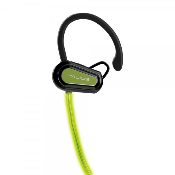 Talius intrauricular sport TAL-EA1004BT bluetooth Led green