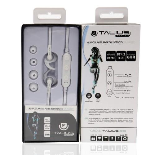 Talius intrauricular sport TAL-EA1005BT bluetooth ISSC white