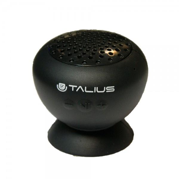 Talius altavoz W1 silicona bluetooth black