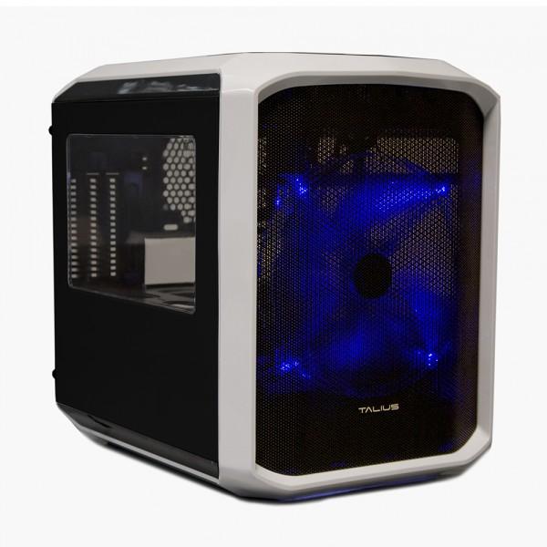 Talius caja cubo micro-Atx Hydra USB 3.0 blanca