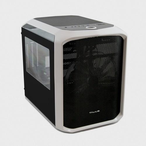 Talius caja cubo micro-Atx Hydra USB 3.0 white