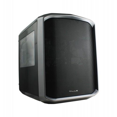 Talius caja cubo micro-Atx Hydra USB 3.0 grey