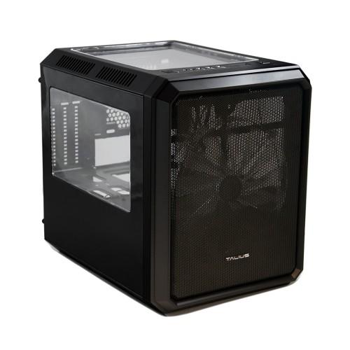 Talius caja cubo micro-Atx Abyss USB 3.0 black