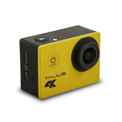 Talius sportcam 4K yellow