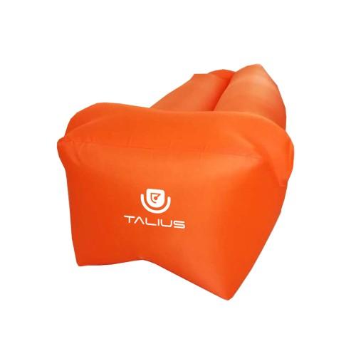 Talius tumbona hinchable orange