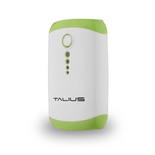 Talius bateria powerbank 4000mAh PWB4008 green