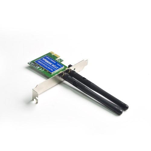Tarjeta de Red WiFi PCI-express 300mbps PCI300-N2D