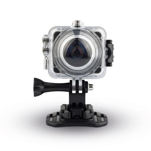Talius sportcam 360º 1080P wifi Black