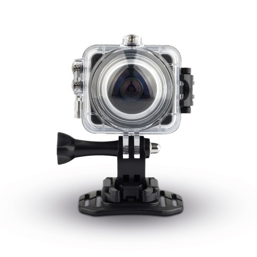 Talius sportcam 360º 1080P wifi Black (Reacondicionado)
