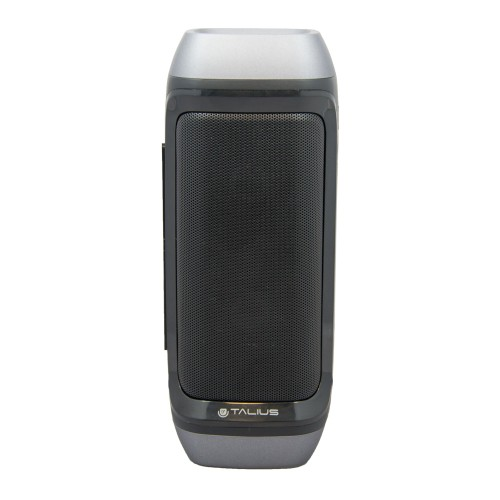 Talius altavoz 28BT 10W Bluetooth, radio FM, con powerbank 4000 mAh black (Reacondicionado)
