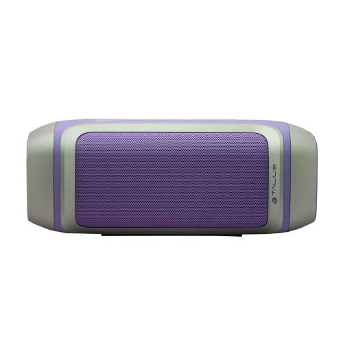 Talius altavoz 28BT 10W Bluetooth, radio FM, con powerbank 4000 mAh purple