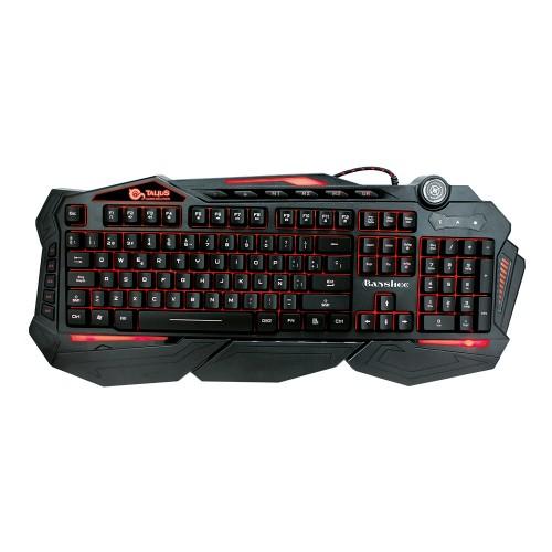 Talius teclado gaming Banshee USB black (Reacondicionado)
