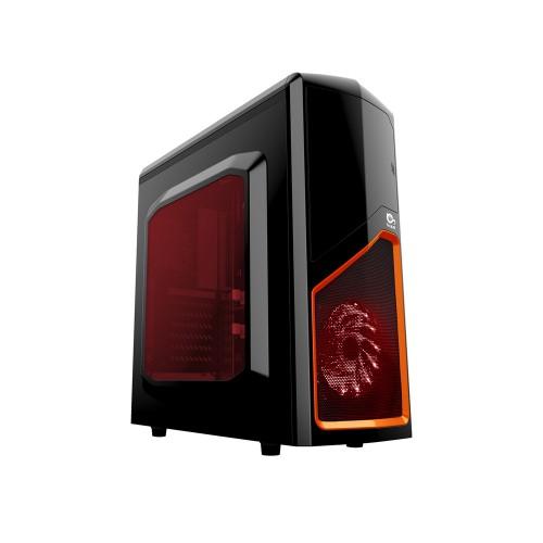 Talius caja Atx gaming Drakko USB 3.0 black