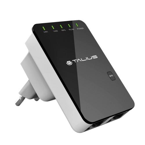 Talius router/ repetidor/ AP 300Mb RPT-300-N2