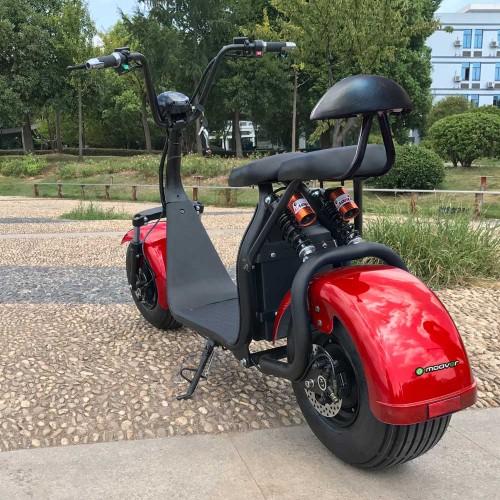 Talius e-moover scooter eléctrico e-Custom 2 1500w red