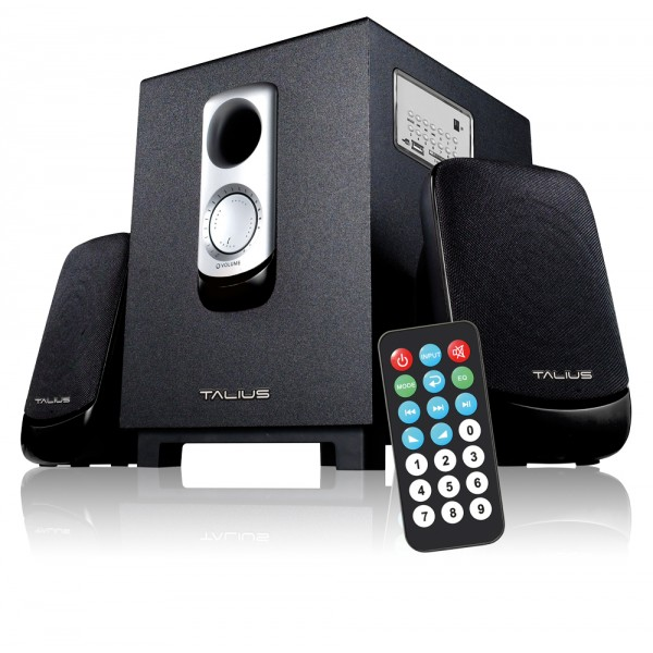 Talius altavoz SPK-2101 2.1 black