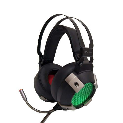 Auricular gamer 7.1 Crow Talius USB con micrófono
