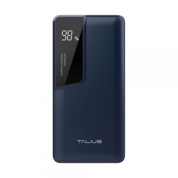 Talius bateria powerbank 10000mAh TAL-PWB4010 azul