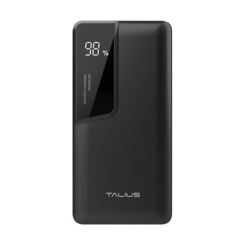 Talius bateria powerbank 10000mAh TAL-PWB4010 black