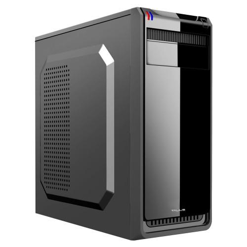 Talius caja ATX Dakota 500w USB 3.0 + lector tarjetas black