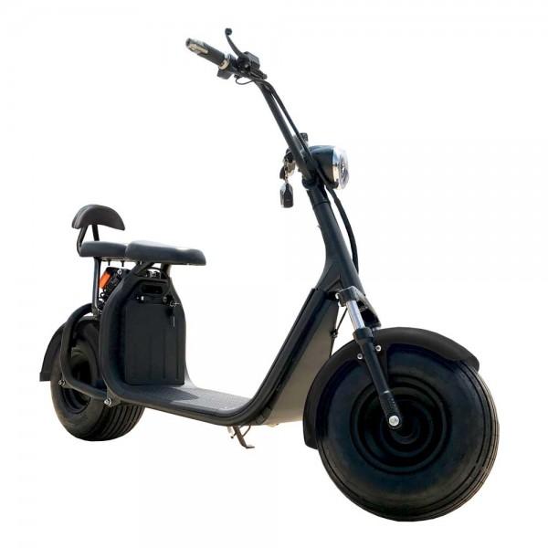e-moover scooter eléctrico e-Custom 2 1500w black