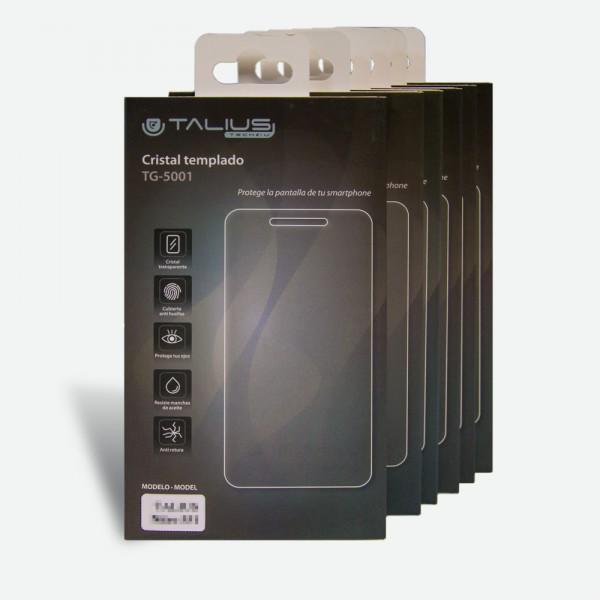 Talius cristal temp.smartphone Samsung S6 Edge Plus TAL-SAMS-S6EDGEPLUS Curved