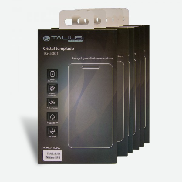 Cristal templado para Samsung S6 Edge Plus TAL-SAMS-S6EDGEPLUS Curved