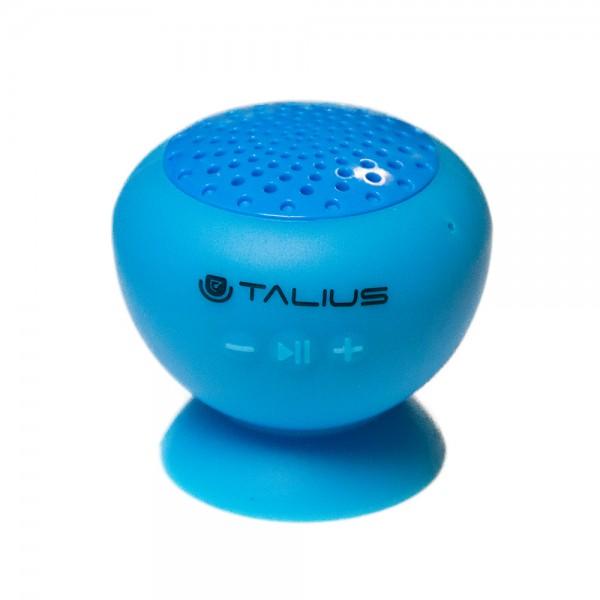 Talius altavoz W1 silicona bluetooth blue
