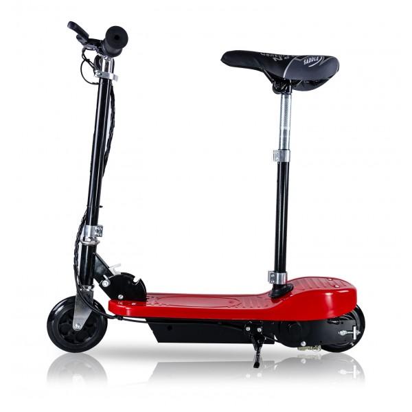 "e-moover patin E-kids/ 5""/ motor 120w/ bateria 4.5Ah/ Red"