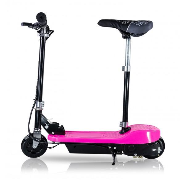 "e-moover patin E-kids/ 5""/ motor 120w/ bateria 4.5Ah/ Pink"