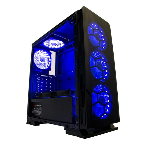 Talius PC Akuma- Intel core I5 9600K, 16Gb DDR4, 240Gb SSD, 1Tb, GTX1050 4GB