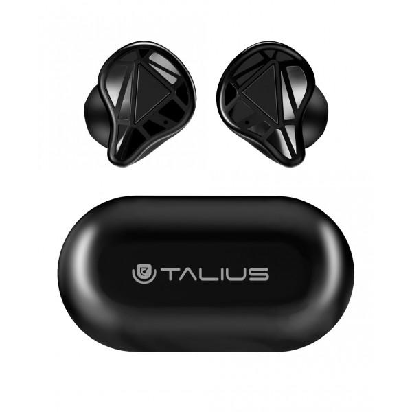 Talius intrauricular EA-5008 Pro TWS BT5.0 chip Realtek 3/4h Black